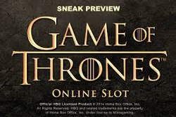 the game of thrones video slot